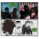 Dead Pants 3 - Guest Comic for KoS
