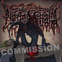 Commission Putrid Genitalia Album Cover