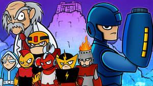025 - Mega Man