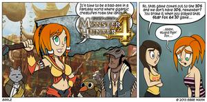 Grrlz #002 - Monster Fox