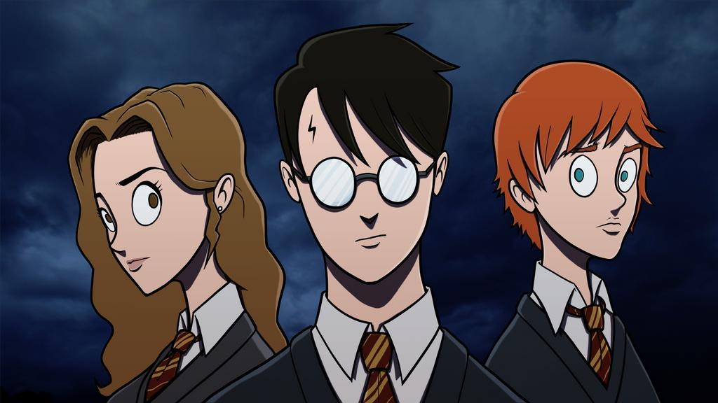 Request Tajm - Harry Potter by ebbewaxin