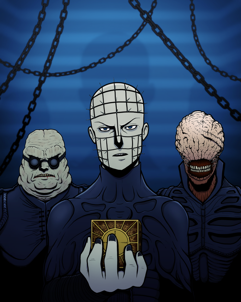 Request Tajm - Hellraiser by ebbewaxin
