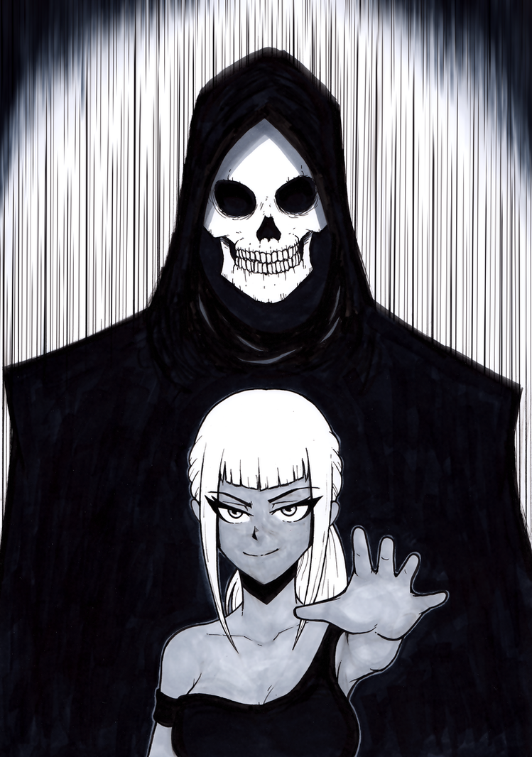 Summoning the Reaper by ebbewaxin