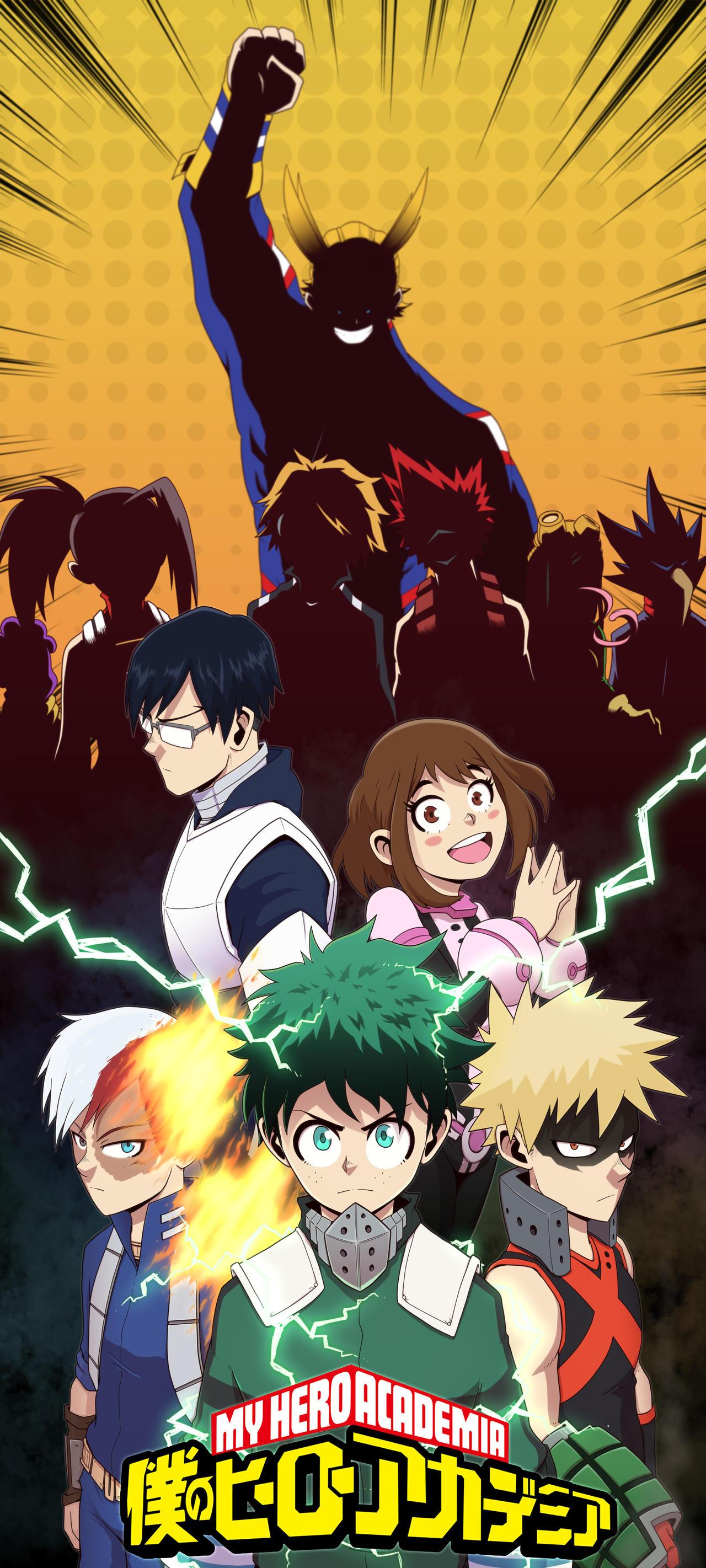 Boku No Hero Academia/My Hero Academia Fanart by ebbewaxin ...