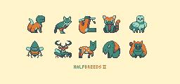 Halfbreeds 2 by Zapchu25