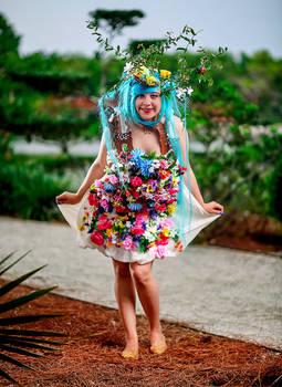Flower Girl Hatsune Miku