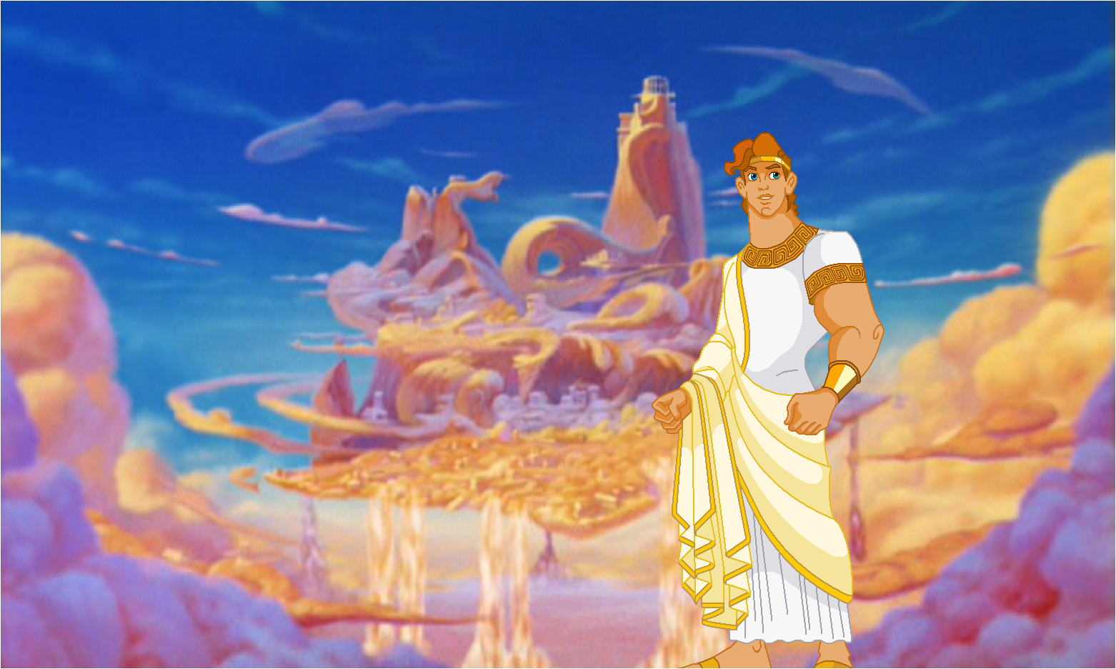 is hercules son of zeus