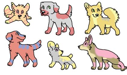 15 point Pallate Doggo Adopts OPEN