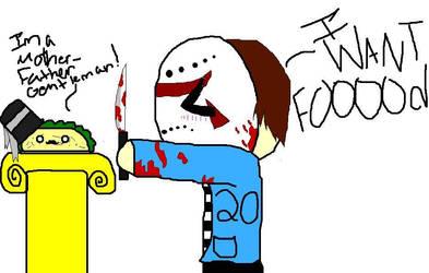 I Waaaant Fooood!!!! by Twilightthekitty