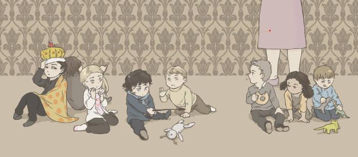 Mrs. Hudson's Amazing Daycare