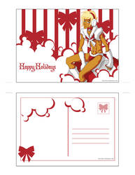 CHRISTMAS CARD XANDIR