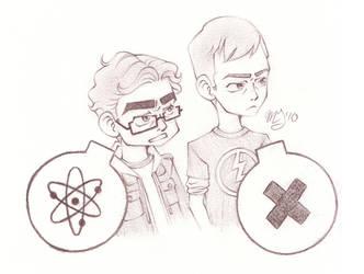 Big Bang Doodle by beru-buru