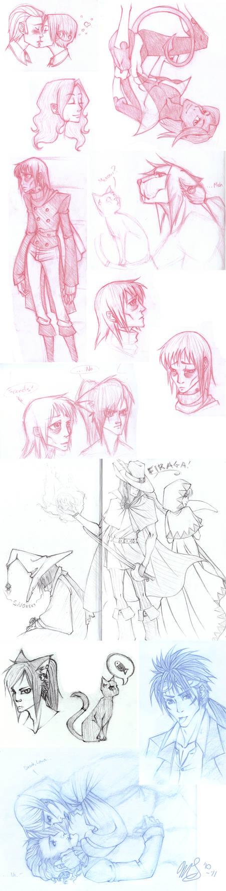 Sketch Dump n.01