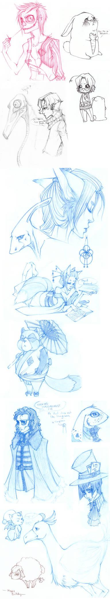 Sketch Dump n.02