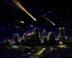 Skyfall by Macrocosmique