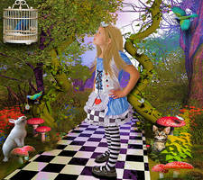Alice by tinca2