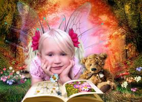 Magic book by tinca2
