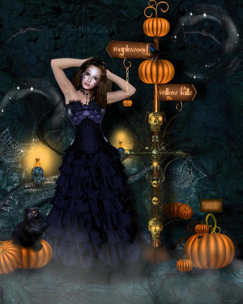 I love Halloween by tinca2