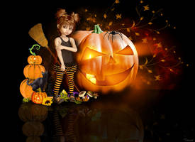 Happy Halloween by tinca2