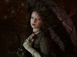 Dark Lady by tinca2