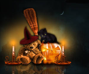 Sweet Halloween by tinca2