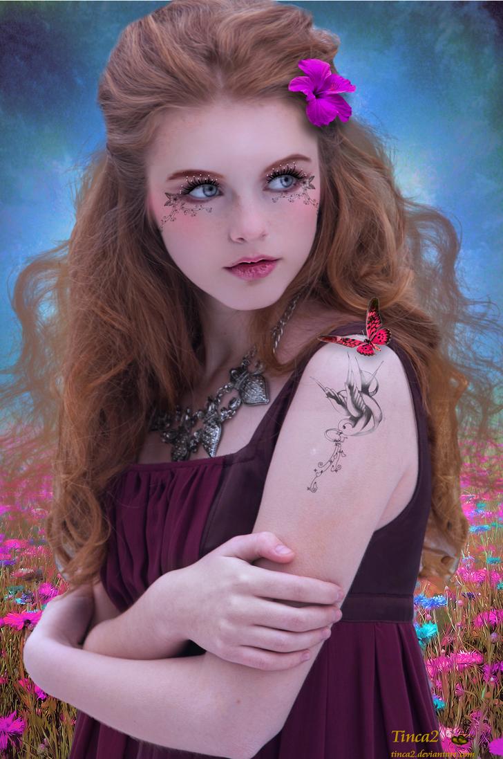 Summergirl by tinca2