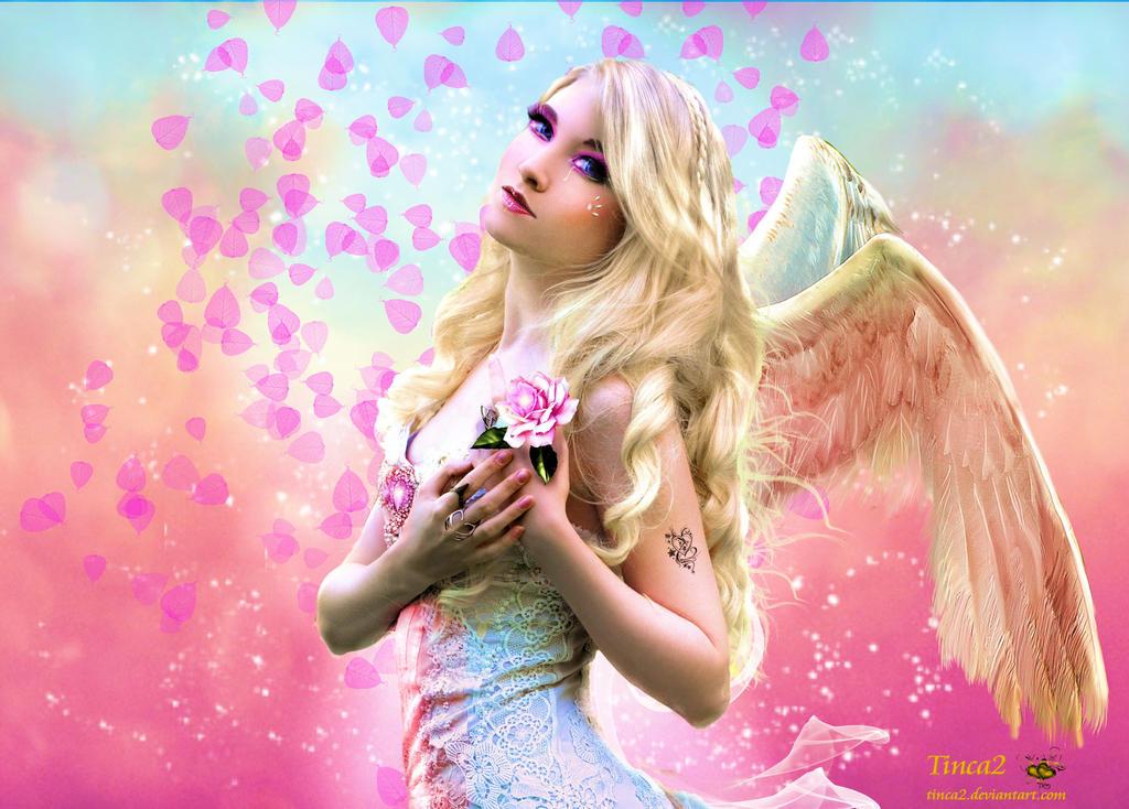 Sadness Angel by tinca2