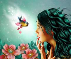 Lovebird by tinca2