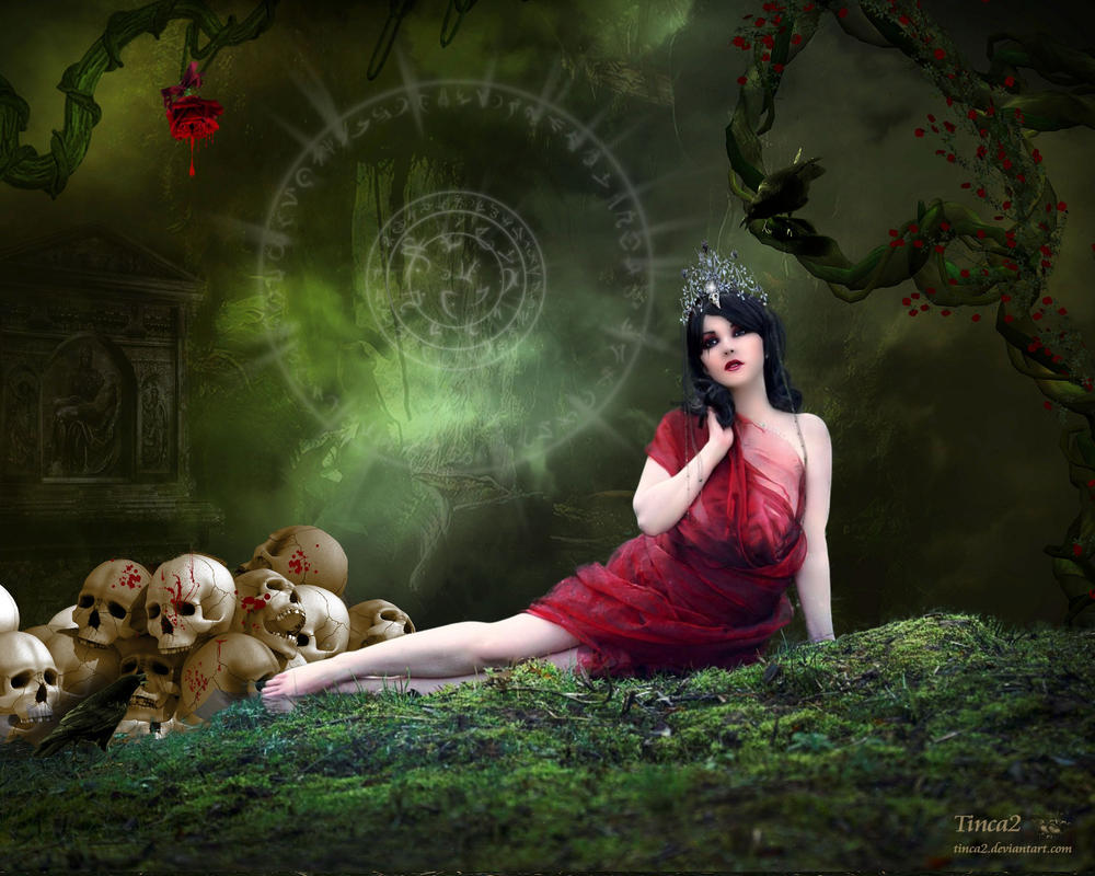 Angel of death by tinca2