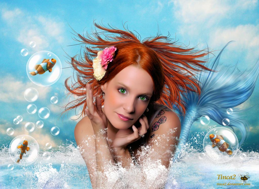 Sweet Arielle by tinca2