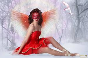 Angel in Winter by tinca2