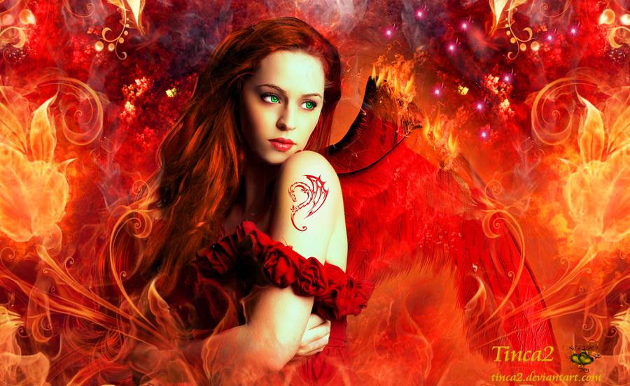 Phoenix by tinca2