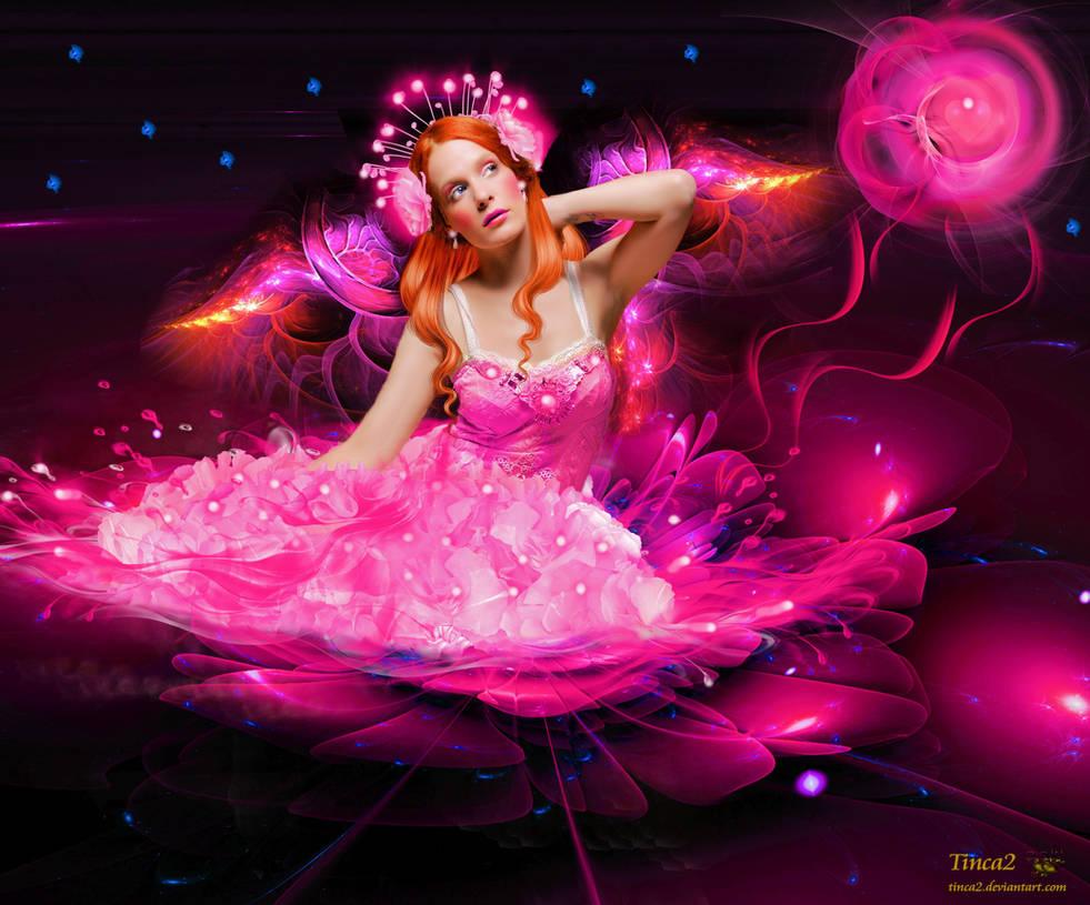 Sweet Purple Fantasy by tinca2