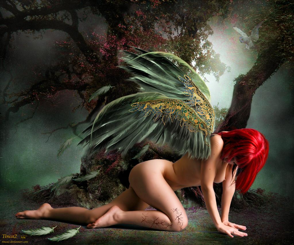 Fallen Angel by tinca2