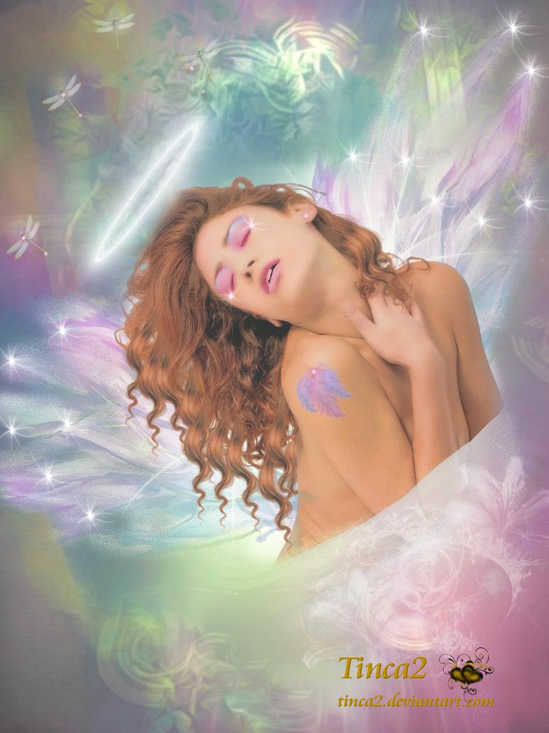 Burning Angel by tinca2