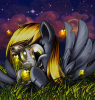 Some Days I Forget To Be Jaded... by harwicks-art