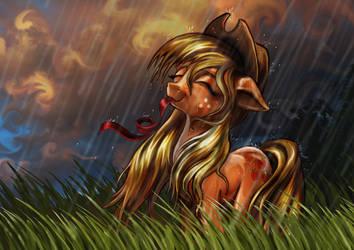 Hit the Showers by harwicks-art