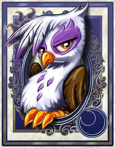 Gilda by harwicks-art