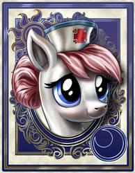 Nurse Redheart by harwicks-art