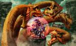 Hydra Vs. Shield, Equestria Style