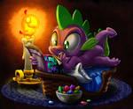 Spike's New Comic Night