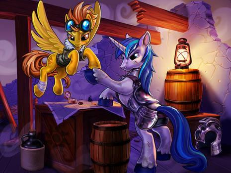 Future Captains of Equestria