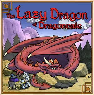 The Lazy Dragon of Dragonvale