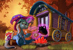 Trixie Day Dawns!