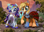 Talking 'bout Pony Generations by harwicks-art