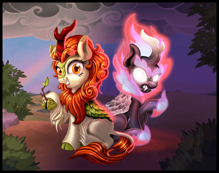Autumn Blaze Mood Swings