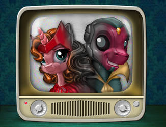 Now Broadcast in Stunning PonyVision