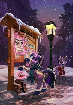 Commission:  Twilight's Escort Service