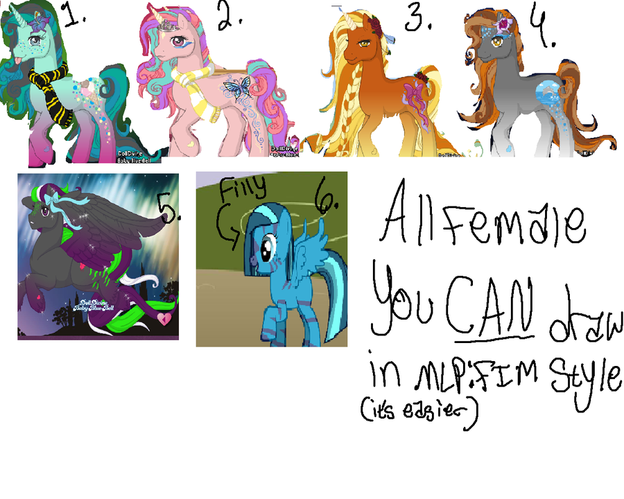 MLP:FIM adopts by XRadioactive-FrizzX