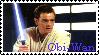 Obi-Wan Stamp